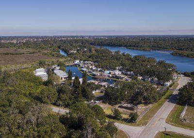 River Oaks RV Resort near Sarasota