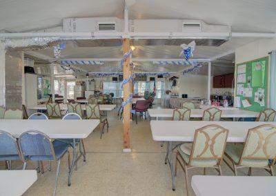 Florida Gulf Coast RV Park Clubhouse