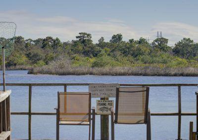 Fishing Pier, Ruskin, Florida, Campground